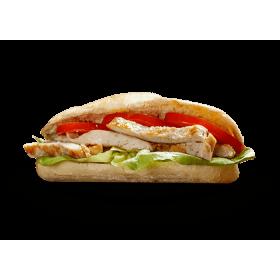 Sandwich Escalope Boursin
