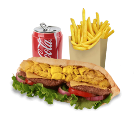 Menu Sandwich Mixte