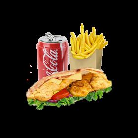 Menu Sandwich Tenders